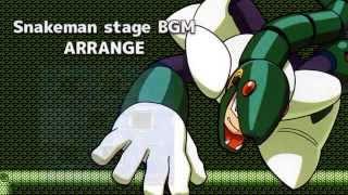 MEGA MAN 3 - SNAKE MAN STAGE BGM ARRANGE