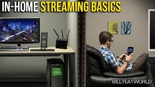 Steam In-Home Streaming & Moonlight - How To Stream PC Games For Free (NVIDIA Gamestream)