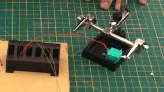Wiring an Eckon or Berko Signal using a Peco PL-23