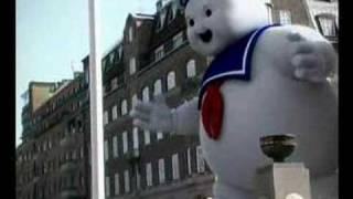 Marshmallow Man Camera Tracking Test