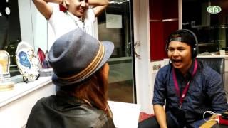 Cinta 40 ERA - Hafiz Suip & Effy : Lip Sync Challange 2