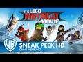 THE LEGO NINJAGO MOVIE - 6 Minuten Sneak Peek Deutsch HD German (2018)