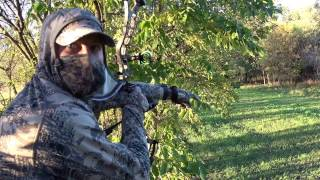 Buck Down: 2016 ND Bow Hunt