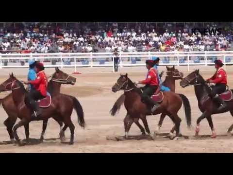 ВИК:  Кок бору, Кыргызстан-Казахстан, 1-тайм
