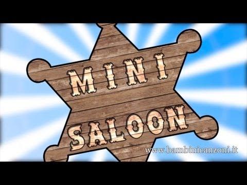 MINI SALOON Canzoni per bambini e bimbi piccoli baby music cartoon country dance