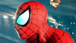 Spider-Man Meets Frank West Scene (2017) Marvel Vs. Capcom Infinite
