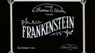 Frankenstein (1910) [Silent Movie]
