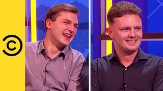 A Very Secret Lads Trip To Amsterdam | Your Face Or Mine | TOO HOT FOR TV