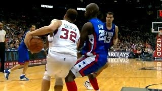 Blake Griffin Top 10 Dance-moves