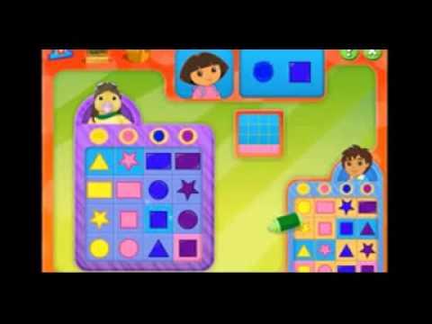 Nick Jr Bingo Featuring Dora Diego And More Part 1 OK