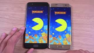 OnePlus 5 vs Samsung Galaxy S7 Edge - Speed Test!