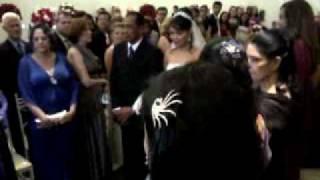 Casamento Cantora Léia e Dr Wesdley