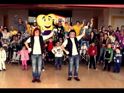 LOS CHICHARRINES SOY UNA TAZA VIDEO