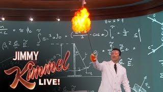 Science Bob Has Fun With Balloons And Liquid Nitrogen