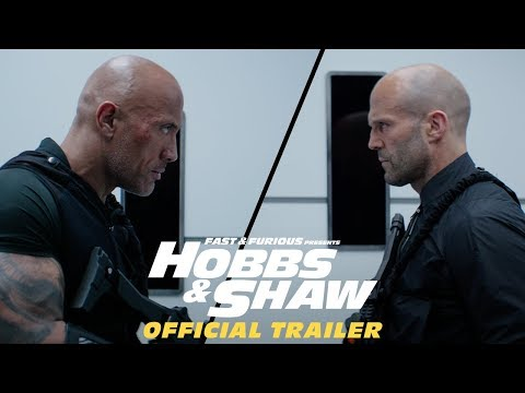 Xxx Mp4 Fast Amp Furious Presents Hobbs Amp Shaw Official Trailer 2 HD 3gp Sex