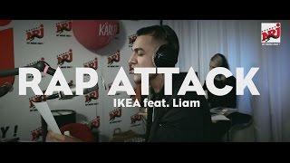 "[RAPATTACK] ""IKEA"" feat. Liam - NRJ SWEDEN"