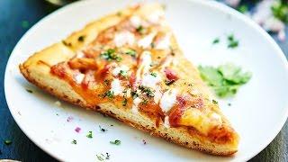 BBQ Chicken Pizza Recipe - Show Me the Yummy - Episode 7