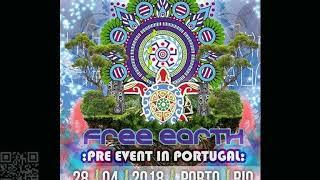 Dyrk+psytrance+InSaint+Vs+Kalayaan+Free+Earth+Pre+Party+Portugal+2018+Recorded+Live