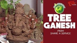 Eco Friendly Tree Ganesh