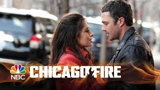 Tearful Goodbyes - Chicago Fire Highlight