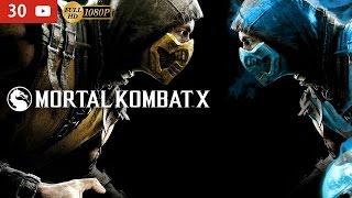 Mortal Kombat X Pelicula Completa Español - Todas Las Cinemáticas - Modo Historia - Game Movie 1080p
