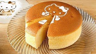 Cheesecake japonés o tarta de queso que tiembla - Receta infalible!