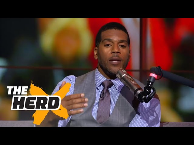 Jim Jackson on Lonzo Ball to Celtics, Chris Paul to Spurs and Ty Lue's Warriors comments | THE HERD