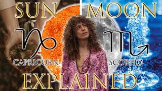 ☉ Sun in Capricorn ☽ Moon in Scorpio