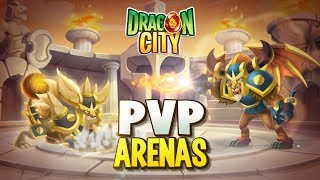 Welcome to... PvP Arenas!