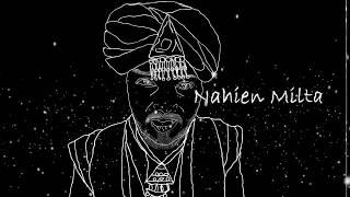 Bayaan - Nahein Milta (Lyrics Video)