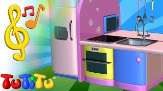 TuTiTu Toys and Songs for Children | Kitchen