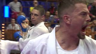 Top Karate actions of day 02 of #EuroKarate2018