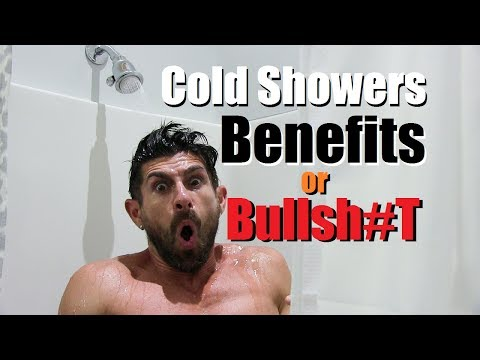 Cold Showers: Beneficial or BullSh#T?