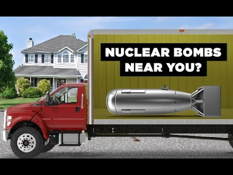 How Close Do You Live to a Nuclear Bomb