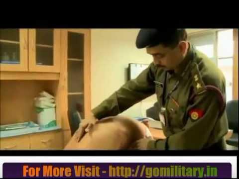 Medical Standards in Indian Armed Forces - Army, AF, Navy