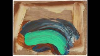 Howard Hodgkin 霍華德·霍奇金 (1932) Abstract Expressionism Contemporary British