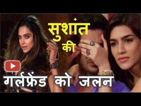 Deepika Padukone Ke Dance Se Kriti Sanon Ko Hui Jalan | Raabta | Sushant Singh Rajput