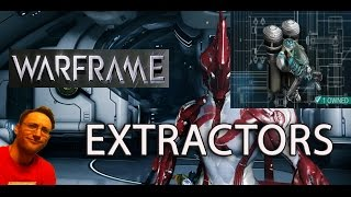 Warframe Extractors - A Quick Guide To Using Planetary Extractors