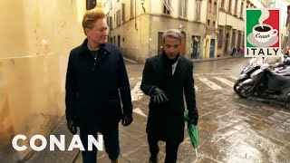 Jordan Schlansky's Long-Winded Tour Of Italy  - CONAN on TBS