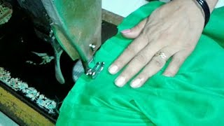 Simple salwar cutting and stitching in hindi