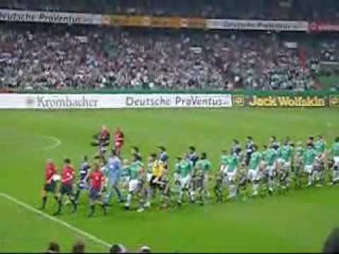 CL-Qualifikationsrunde 2007/2008-Werder Bremen vs Dinamo Zagreb