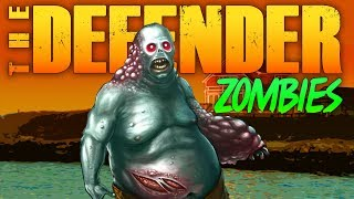THE ZOMBIE DEFENDER (Call of Duty Zombies)