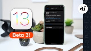 Everything New in iOS 13 Beta 3! Home, Cursor Size, & More!