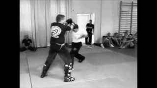 Krav Maga SKMP Full contact fight for brown belt