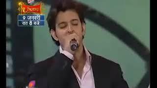 Hrithik Roshan singing.. yaarana movie song