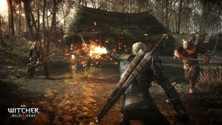 The Witcher 3 - PC Gameplay Ultra Settings #1