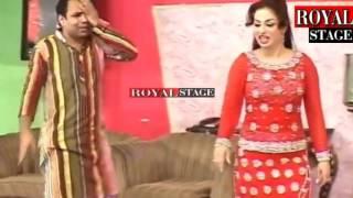 Nida Chaudhry & Qasir Piya  Hot New Pakistani Punjabi Stage Drama Full Comedy 2015 HD