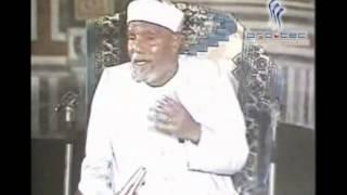 10- تفسير سورة  طه- الآية ( 80 -- 87 ) - الشيخ متولي الشعراوي