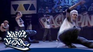 BOTY 2003 - EXPRESSION (KOREA) - SHOWCASE [OFFICIAL HD VERSION BOTY TV]