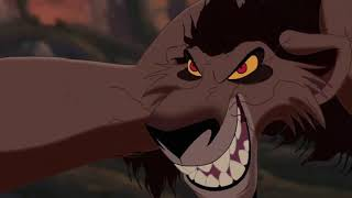 The Lion King 2 - Nuka´s death and Kovu´s Scar (Canadian French)